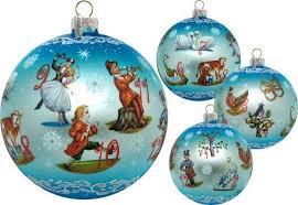 christmas ornaments unique collectible glass ornaments unique scenic christmas ornaments