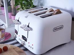 Delonghi Toaster Blue My New Toaster From House Of Fraser Delonghi Argento Review