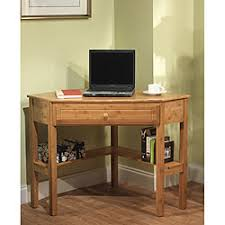 Small Pine Desk Desk Design Ideas Simple Living Corner Desk Small Bamboo Wooden