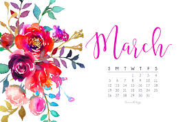 digital blooms march 2018 free desktop wallpapers justinecelina cf bydawnnicole com wp content uploads 2017 02 march 2017 calendar