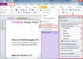 onenote calendar template www addintools documents onenote images templa