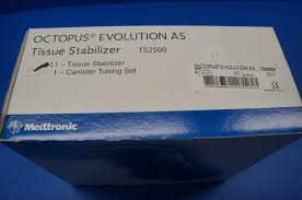 medtronic ts2500 evolution as tissue stabilizer canister tubing