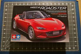mazda new model tamiya mazda mx 5 roadster miata nd supar robo