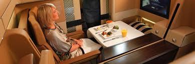Etihad First Apartment Etihad Airwaysluxuo Luxuo