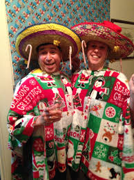ugly christmas sweater mexican style christmas pinterest