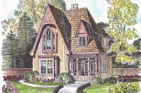 Gothic Revival Home Plans Gothic Cottage House Plans