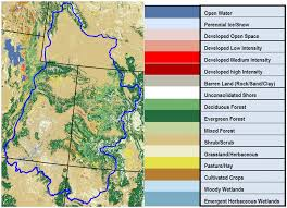 Colorado River Basin Map by Remote Sensing Free Full Text Detecting Ecosystem Performance