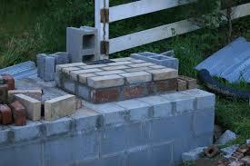 how to build a brick smoker home design garden u0026 architecture