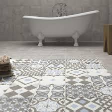 patterned tile bathroom patterned bathroom floor tiles bathrooms