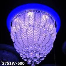 Led Chandelier Designer Crystal Led Chandelier Light At Rs 4000 Piece Hanging