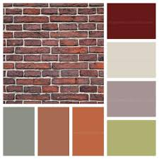 one of the very best parts about white brick walls is that you