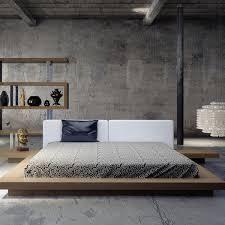 Diy Beam Platform Bed Best 25 Industrial Platform Beds Ideas On Pinterest Industrial