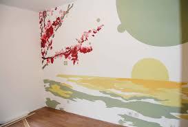 dessin mural chambre delicieux dessin mural chambre adulte 2 pour personnaliser les