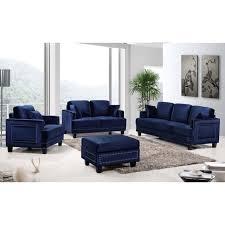 Bauhaus Sectional Sofa by Nailhead Sofa Set Militariart Com