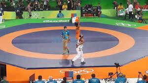 Sensational Videos Watch Sakshi Malik U0027s Sensational Win Over Tynybekova To Win Bronze