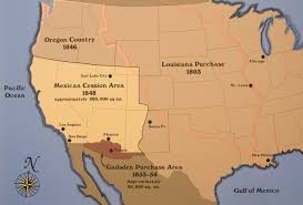 Louisiana Purchase Map by Chapter 5 New People New Borders Primary Resources Arizona