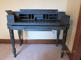 Antique Spinet Desk Furniture Antique Price Guide