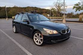 bmw 535xi wheels no reserve 2008 bmw 535xi touring 6 speed for sale on bat