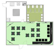 Floor Plan For Gym How To Design A Restaurant Floor Plan Cafe And Restaurant Floor