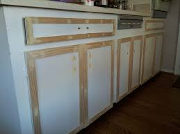 how to add molding to kitchen cabinet doors add trim to cabinet doors page 1 line 17qq