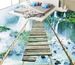popular landscape waterfall woods 3d buy cheap landscape waterfall