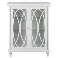2 Door Floor Cabinet Home Fashions Elg 635 32 H Florence Door Floor