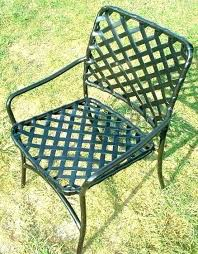 Patio Chair Repair Parts Replacement Slings For Patio Chairs I Then Read Up On How To