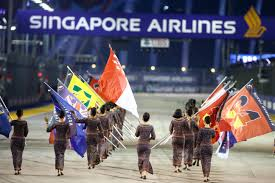 Singapore Flag Button Singapore Grand Prix F1 Admission 2018 F1 Paddock Club Tickets