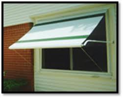 Wooden Window Awnings Window Awnings Greenville