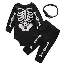baby skeleton costume halloween kids halloween promotion shop for promotional kids