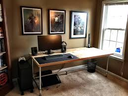 battlestation 2 4 16 gaming desk desks and desk setup