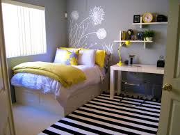 Yellow Bedroom Decorating Ideas Accessories Magnificent Cool And Elegant Grey Yellow Bedroom For