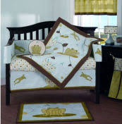 Frog Crib Bedding Frog Crib Bedding Set Bedding Crib Nursery Sets Save 50 Amazoncom