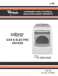 whirlpool cabrio washer repair guide applianceassistant com