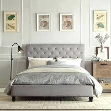 light grey upholstered bed grey upholstered bed best upholstered beds ideas on grey upholstered