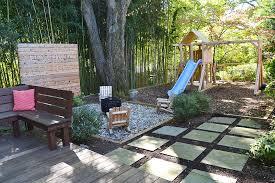 Mid Century Modern Landscaping by Mid Century Modern Steps Outdoors Landis Garden Design