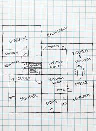 home design graph paper remarkable 15 drawing house plans on graph paper how to draw a