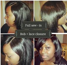 sew in with lace closure sew in lace closure no glue no band just thread