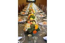 Long Table Centerpieces Long Tables Fleurs De France