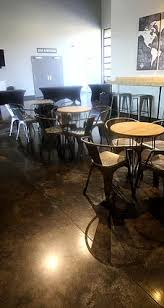 authentic acid stain affordable concrete flooring in huntsville al