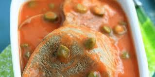 comment cuisiner une langue de boeuf langue de boeuf sauce cornichons facile et pas cher recette sur