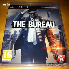 the bureau ps3 the bureau ps3 в playstation в гр варна id13447199 bazar bg