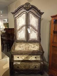 Large Secretary Desk by Pulaski Secretary Desk Allegheny Furniture Consignment