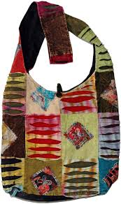 bohemian eclectic tie dye shoulder bag purses bags patchwork