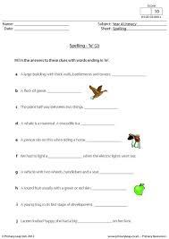 primaryleap co uk spelling u0027le u0027 2 worksheet