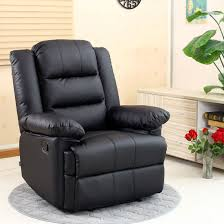 Swedish Leather Recliner Chairs Loxley Leather Recliner Armchair Sofa Home Lounge Chair Reclining