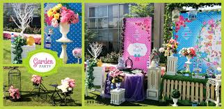 Theme Decoration by Kids Garden Party Theme Ideas In Pakistan