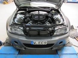 Bmw M3 V10 - dedicated engine transplant heaven