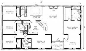 4 bedroom 4 bath house plans 4 bedroom 3 bath ranch floor plans thefloors co