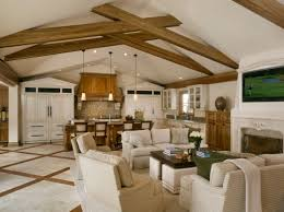 Living Room Ceiling Beams Living Rooms With Beams That Will Inspire